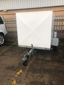 Conway box trailer braked 1000kg