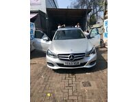 MERCEDES BENZ E220 2014 1 OWNER LOW MILEAGE !! FRESH!