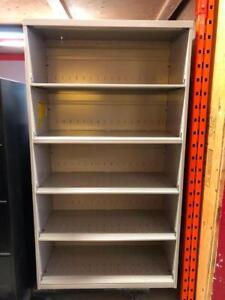 Steelcase Metal Bookcase - $75
