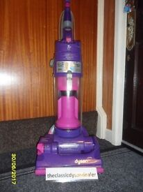 dyson DC04 animal ALL FLOORS upright vacuum cleaner fully refurbished NEW MOTOR + MORE NEW PARTS