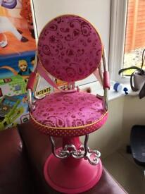 Kid doll chairs
