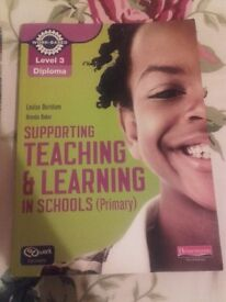 Supporting teaching and learning in school textbook