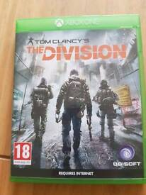Tom Clanceys The Division xbox one