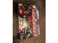 Avengers monopoly