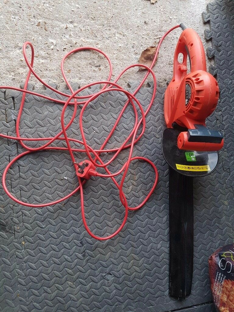 400W Hedge Trimmer