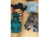 M&S toddler clothes bundle