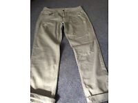 French Connection Jeans relaxed fit size 10 never worn