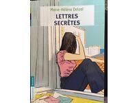 Lettres Secrètes, Marie-Hélène Delval