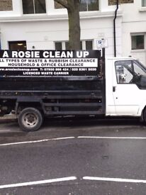 Waste removal Rubbish clearance Builders waste Garden waste General clearance