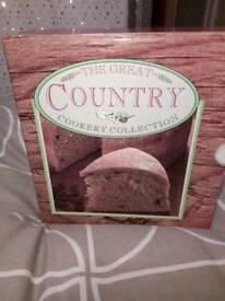 Brand new 5 cookbook's