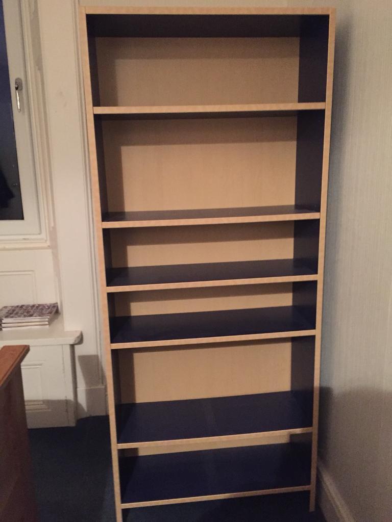 Ikea Billy Bookcase In Blue