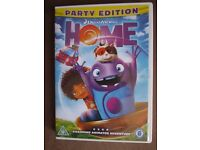 Party Edition Dreamworks HOME Dvd