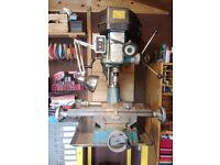 Alpine Milling Machine ( Graham engineering ltd )