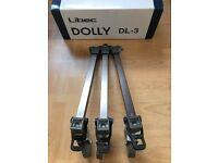 Libec DL3 Professional tripod dolly for video camera & DSLR