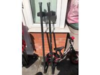 Thule roofbars and fittings for Citroen xsara Picasso