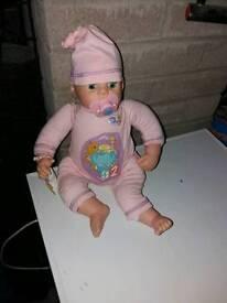 Choo Choo doll