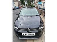 Black Volkswagen Polo for sale