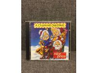 Rare A Chipmunk Christmas CD Music Sony 1992 Alvin and the Chipmunks SDHC