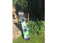 NeverSummer Snow board - grab a summer bargin