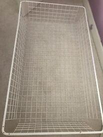 Large IKEA storage basket