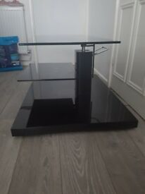 Modern High Gloss TV Stand