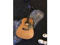 Encore EN165EA acoustic guitar