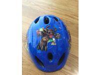 Skylanders bike helmet