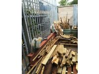 Wood Free to collect - Ideal Firewood