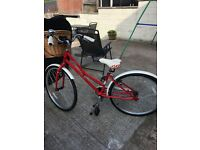 Pendleton girls bike age 8-14. Excellent condition, only been used twice