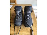 Ladies HITEC Walking/Hiking Boots size 6 but's fits like size 5