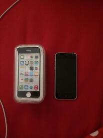 Iphone 5c White, Network o2
