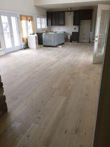 Professional Flooring installs