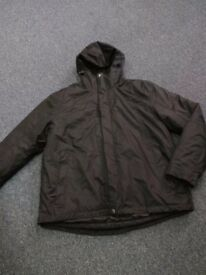 MENS 3 IN 1 WATERPROOF JACKET NEW WITHOUT TAGS SIZE L