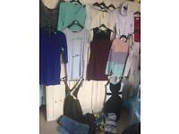 Bundle ladies size 12 clothing river island etc