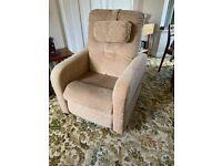 Adjustamatic 'Stirling' Riser/Recliner Chair
