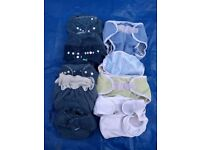 Cloth nappies and wraps