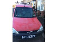 Vauxhall Combo ex Royal Mail van for spares/repairs