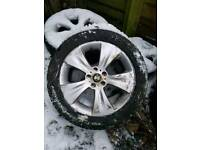 bmw x5 wheels with tyres