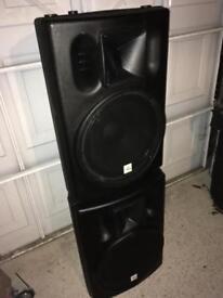 Speakers-T-Box PA502