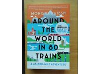 Around the world in 80 trains paperback