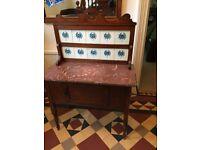 Vintage Bath stand