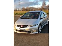 Honda Civic type r GT, 2008, 50k