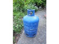 BAR-B-Q ? CALOR GAS 15kg Gas Bottle Empty SAVE £25
