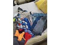 Boys clothes bundle 1.5-2 years excellent condition 29 items in total