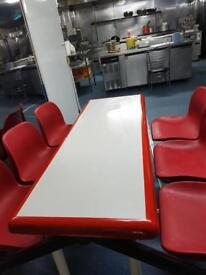 Table and chairs job lot