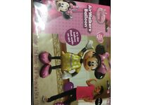 Minnie Mouse helium balloon