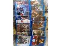 Complete Marvel Cinematic Blu-ray Set