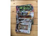 FREE Magazines garden/interiors