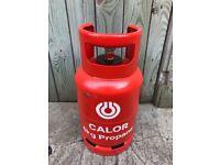 6kg calor gas bottle FULL