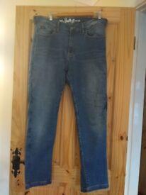 Mens Bull-It Motorbike Jeans